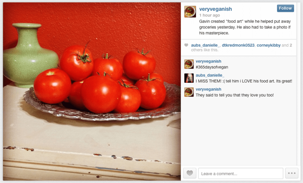 Using IFTTT with Instagram to blog more regularly